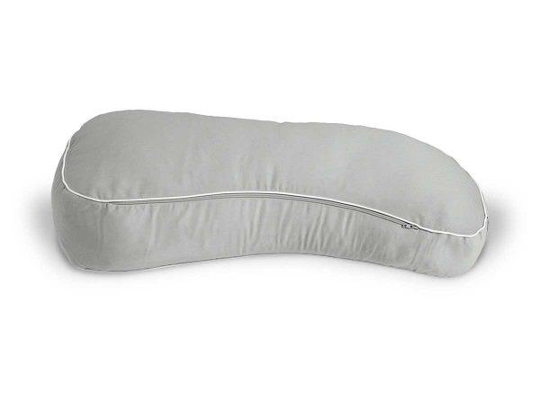 Milkbar Pillow Single Grey colour